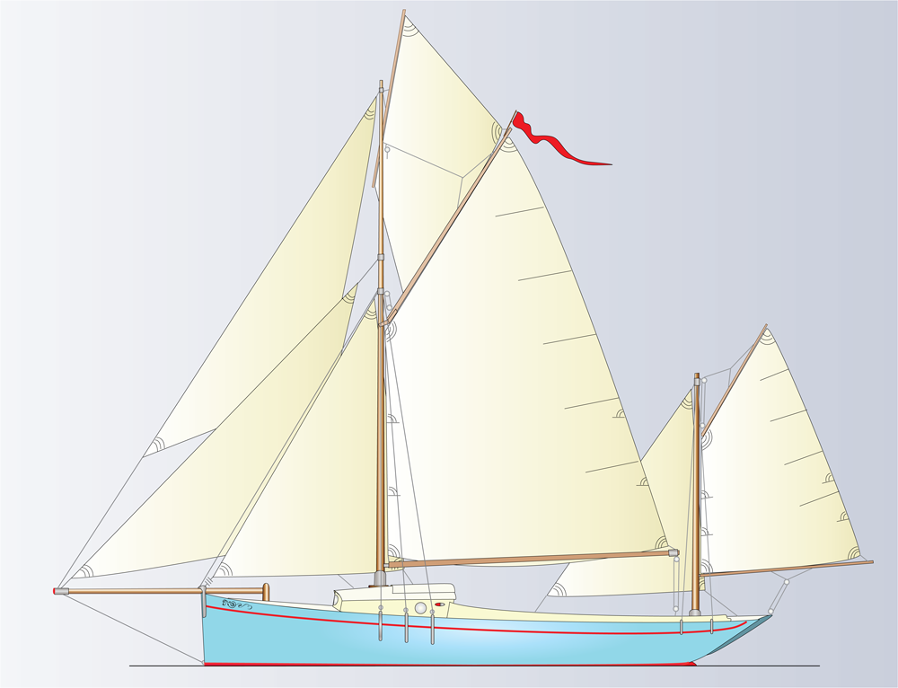 News | Introducing the new 33-foot yawl