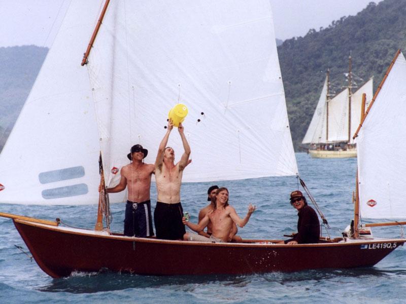 Stornaway 18 | Our 18-foot lugsail yawl kit boat
